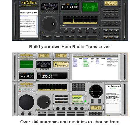 Ham Radio on your PC and Smartphone → HamSphere com
